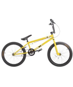 Framed Forge BMX Bike Yellow/Black 20in