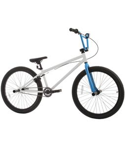 Framed FX24 BMX Bike Whiteout/Smurf Blue 24in