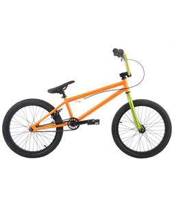 Framed FX3 Pro BMX Bike Nuclear Orange/Gamma Green 20in