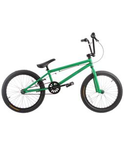 Framed Impact Blank BMX Bike Spring Green 20in/20.5in Top Tube