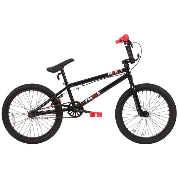 Framed Impact BMX Bike