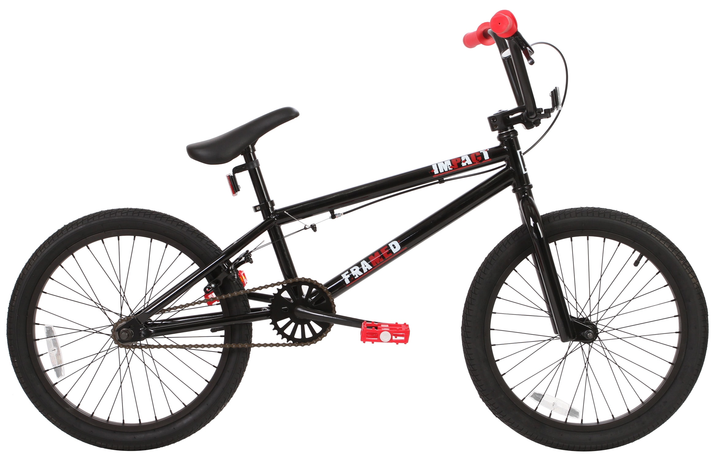 Bmx Bikes For Sale Cheap Framed Impact BMX Bike in