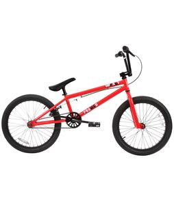 Framed Impact BMX Bike Red 20in/20.5in Top Tube