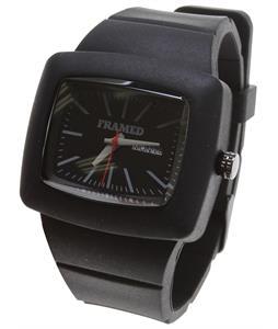 Framed Impact Watch Black/Black