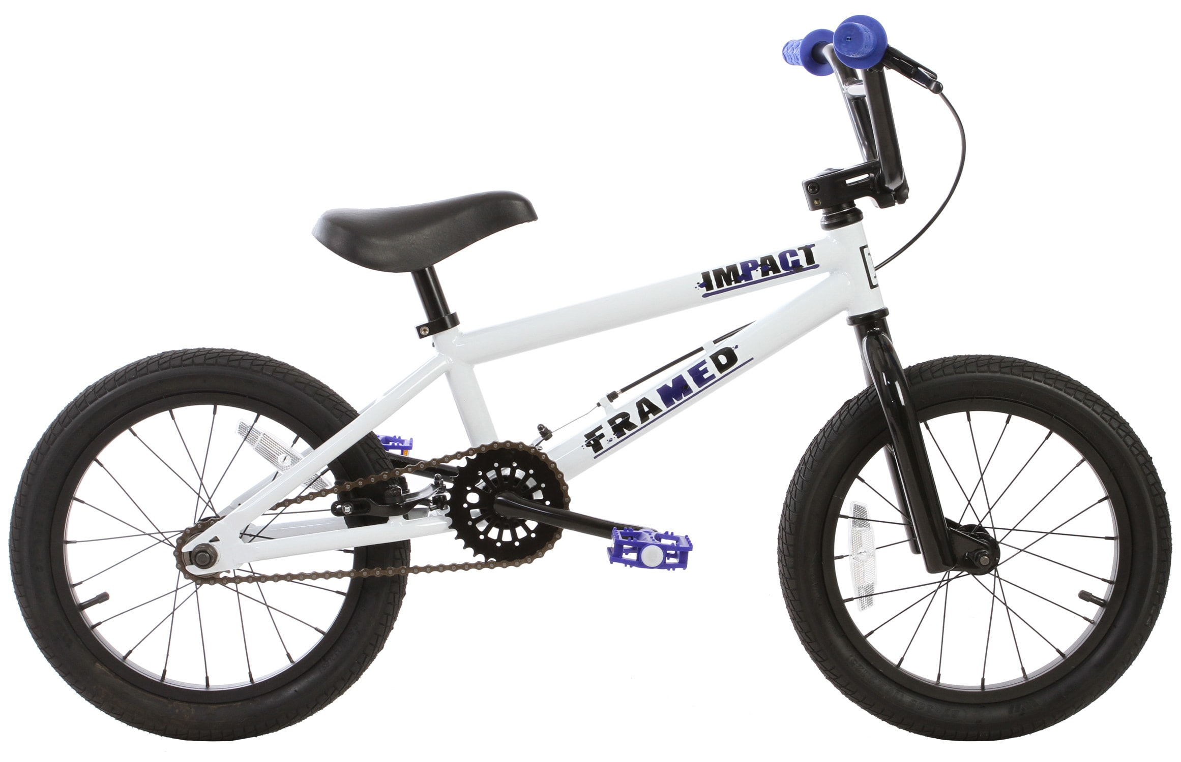 framed impact 16 bmx bike thumbnail 1