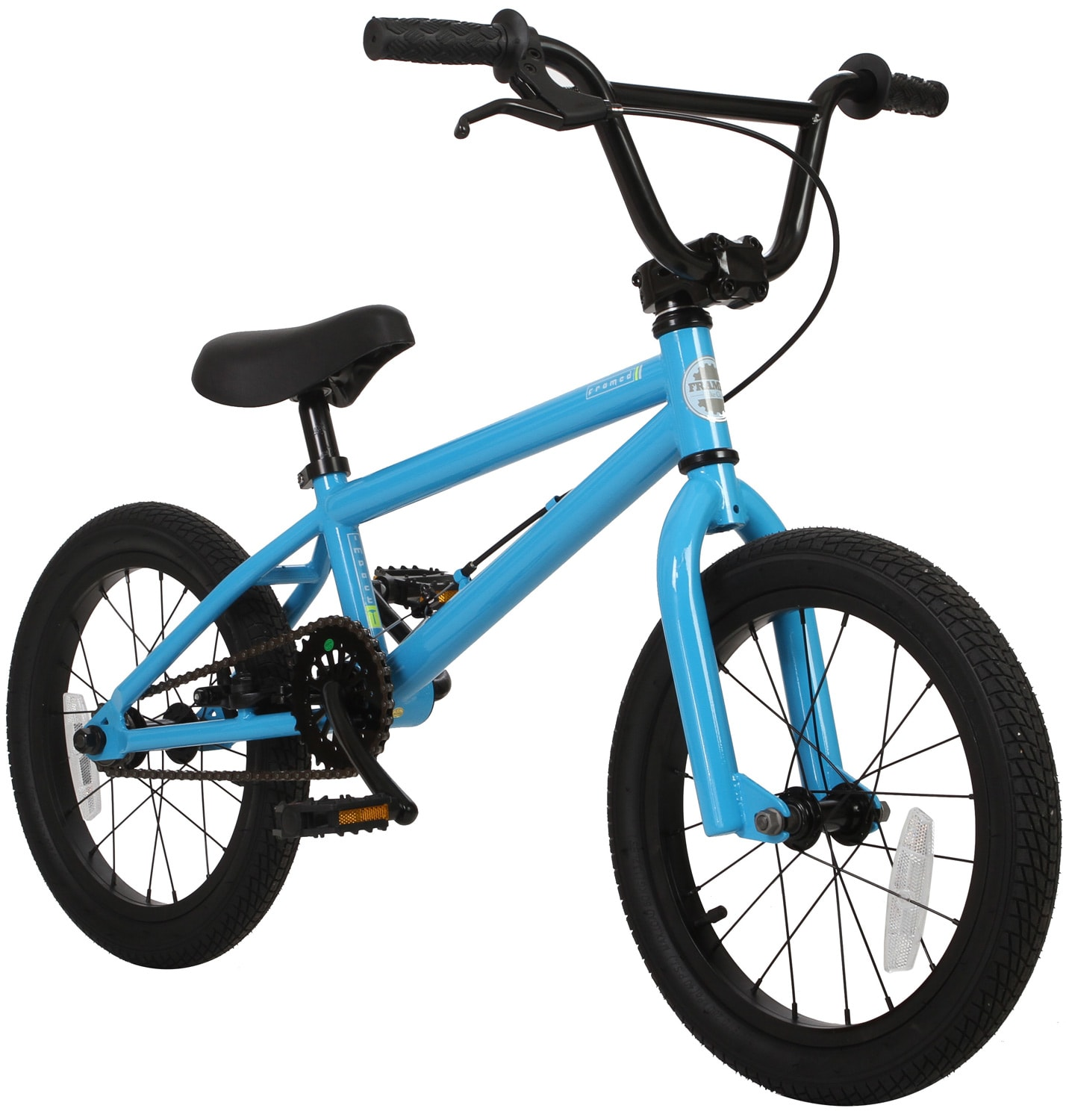 On Sale Framed Impact 16 Bmx Bike Kids Youth Up To 40 Off