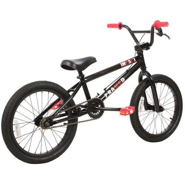Bikes Kids 18 Framed Impact BMX Bike in