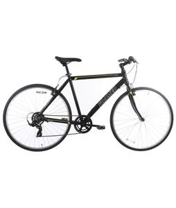 Framed Journey Bike Black 17in