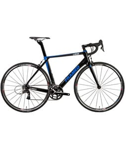 Framed Liege Carbon Road Bike - Rival 22 & Alloy Wheels