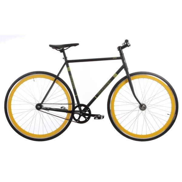 Framed Lifted Flat Bar Bike S/S