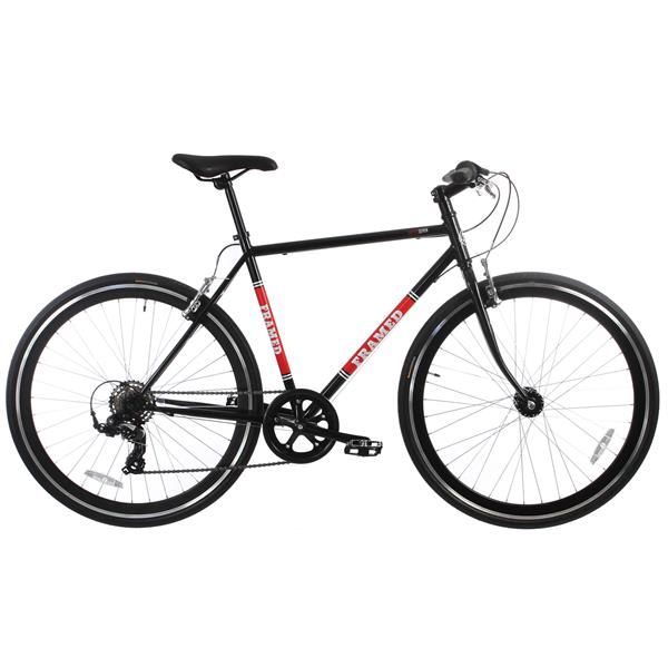 Framed Lifted Seven Bike