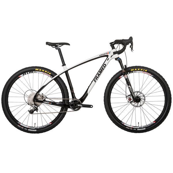 Framed Marquette Carbon 29in Adventure Bike Rival 1 w/ Reba Fork & Alloy Wheels