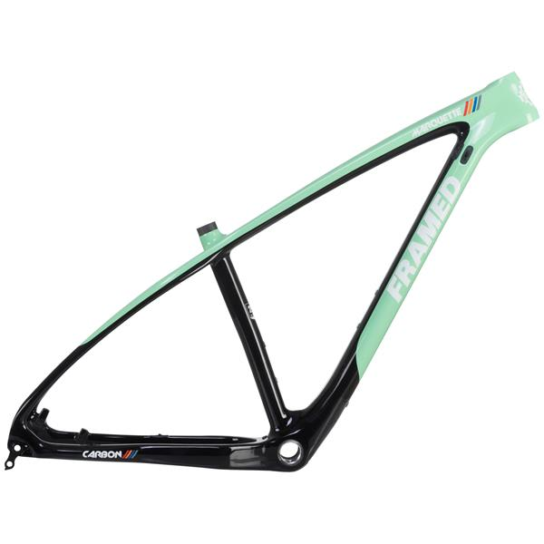 Framed Marquette Carbon Bike Frame