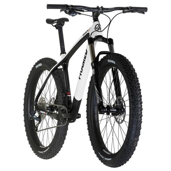 Framed Marquette Carbon X5 1X10 27.5+ Boost Bike w/ Rockshox Recon Fork