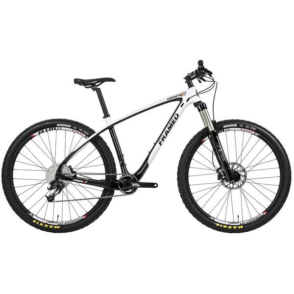 Framed Marquette Carbon X7 1X10 29er Boost Bike w/ RST F1RST Fork