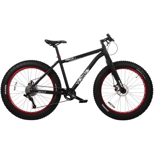 Minnesota 1.2 w/ Alloy and Carbon Fork Fat Bike