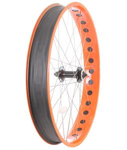 Framed Minnesota 2.0 Front Bike Wheel Orange 135mm