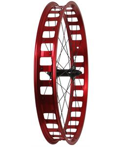 Framed Minnesota 2.0 Front Bike Wheel Red 135mm