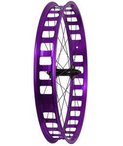 Framed Minnesota 2.0 Front Bike Wheel Purple 135mm