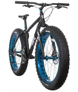 Framed Minnesota 3.0 Fat Bike Black/Blue 18in