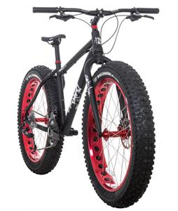 Framed Minnesota 3.0 XL Fat Bike Black/Red