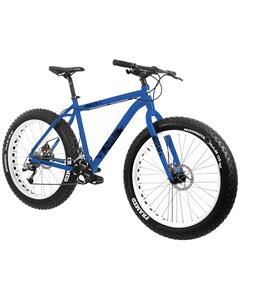 Framed Minnesota 2.0 Fat Bike Blue/White
