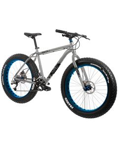 Framed Minnesota 2.0 Fat Bike Silver/Blue