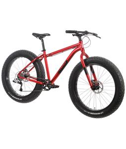 Framed Minnesota 1.0 Fat Bike Red