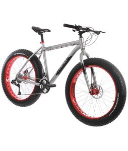 Framed Minnesota 2.0 Fat Bike Silver/Red