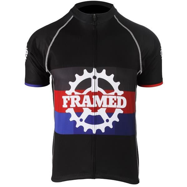 Framed Prism Bike Jersey