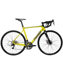 Framed Rodez Disc Carbon Road Bike - Rival 22 & Alloy Wheels
