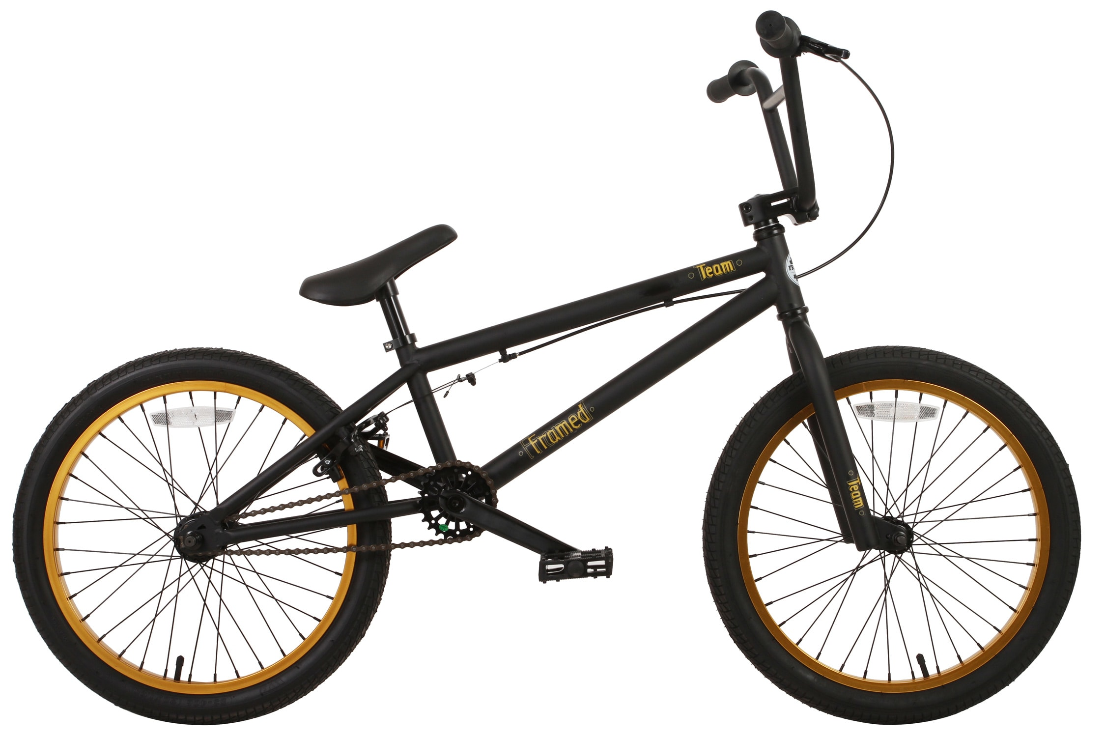 On Sale Framed Team Bmx Bike Up To 40 Off