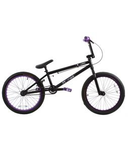 Framed Team BMX Bike Black 20in