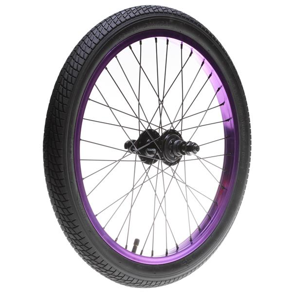 Framed Team Rear 9T BMX Wheel 14mm