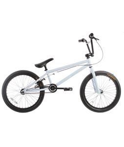 Framed Verdict Blank BMX Bike White 20in/20.5in Top Tube