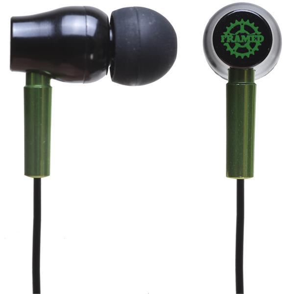 Framed Voltage Earbuds