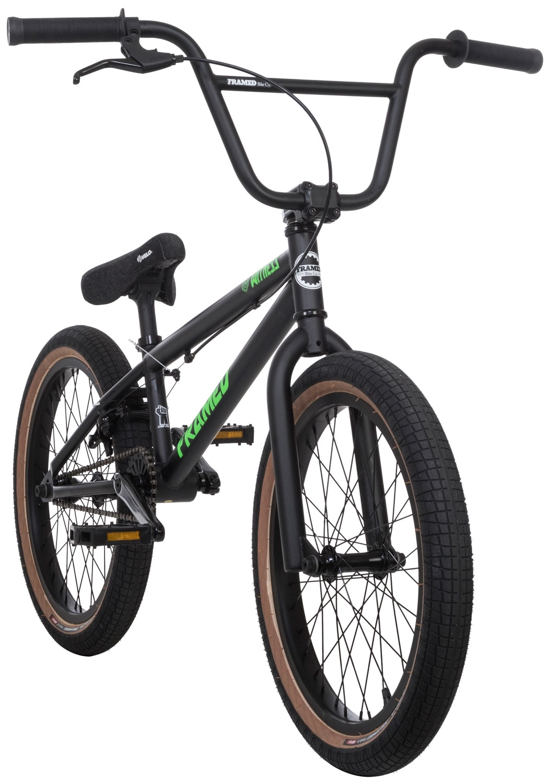 Framed Witness Bmx Bike 2018
