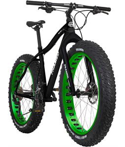 Wolftrax Alloy 2.0 w/ SRAM X5 (2 x 10) Fat Bike w/ Carbon Fork