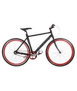Framed X300 3 Speed Bike Black/Red 56cm