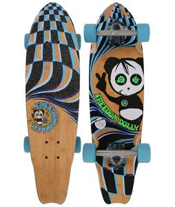 Freedom Dolly Blue Panda Cruiser Skateboard