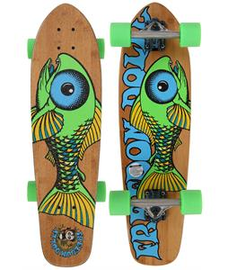 Freedom Dolly Fisheye Cruiser Skateboard Complete