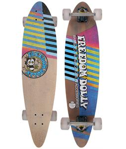 Freedom Dolly Fresh Flex Cruiser Skateboard