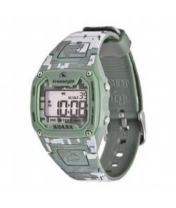 Freestyle Shark Classic Watch Green Camo