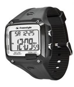 Freestyle Stride Watch Black/Black
