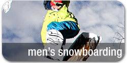 Mens Snowboarding