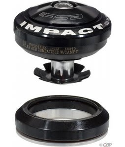 FSA Impact Interal 1-1/8 Headset Blac Camp/Dtgl Cmpt Hybrid Acb