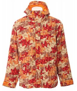 Foursquare I6 Coco Snowboard Jacket Fall Leaves