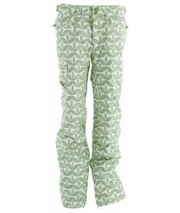 Foursquare Fuji Snowboard Pants Rejuvenate Biggie Dots