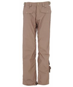 Foursquare Sammoff Snowboard Pants Tan Toof