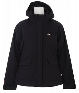 Foursquare Tobin Snowboard Jacket Black